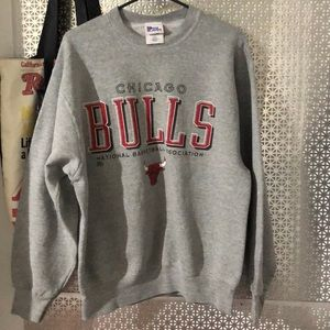 Vintage pro player Chicago bulls